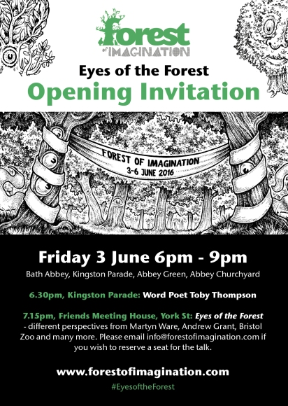 Forest of Imagination 3–6 June 2016.OPENING NIGHT3